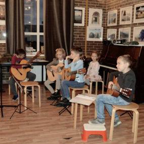 Музыкальный вечер в Макарово