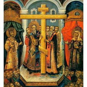 Проповедь на <b>Воздвижение Честного и Животворящего Креста</b>