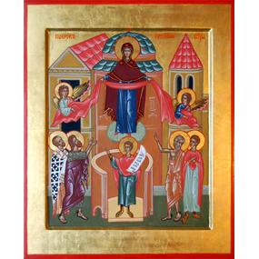 <b>14 октября 2017 года</b> &#8212; Покров Пресвятой Владычицы нашей Богородицы и Приснодевы Марии