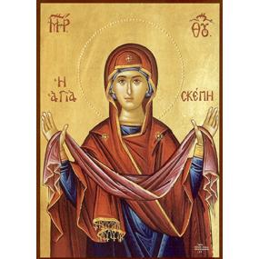 Слово в день <b>Покрова Пресвятой Богородицы</b> свт. Луки (Войно-Ясенецкого).