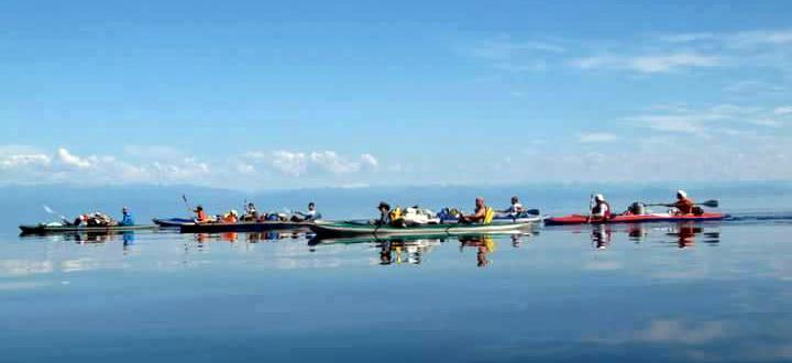 Встреча черноголовских любителей путешествий