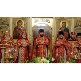 Соборное богослужение в с.Макарово