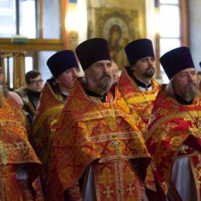 Торжества в Ногинске в праздник Собора новомучеников Богородских
