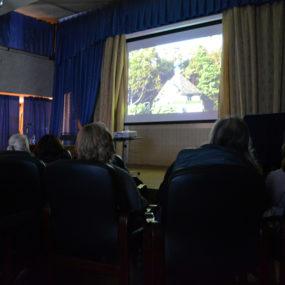 Премьера документального фильма «Апостол радости»