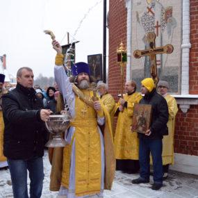 Память святителя Николая, архиепископа Мир Ликийских, Чудотворца