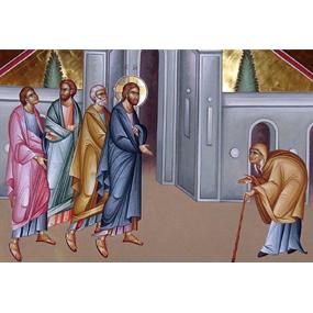10 декабря 2017 года — Неделя 27-я по Пятидесятнице.