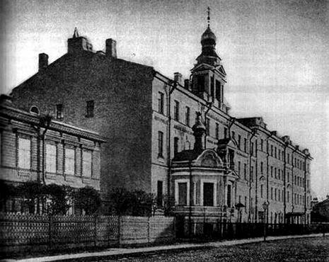 Дом трудолюбия в Кронштадте