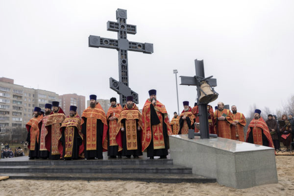 Поклонный Крест. Фото: Григорий Баханов