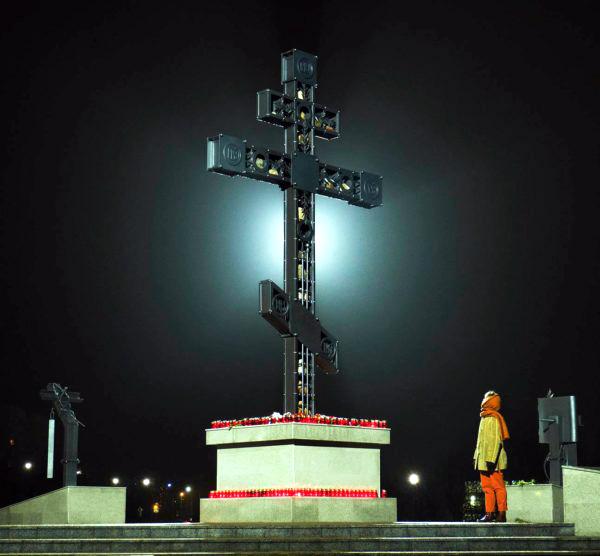 Поклонный Крест. Фото: Татьяна Малыгина