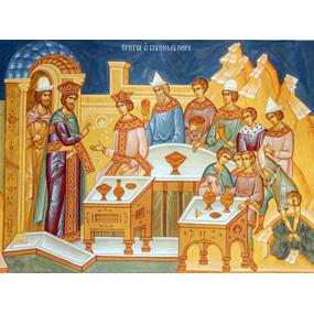 <b>24 декабря 2017 года</b> &#8212; Неделя святых праотец.