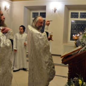 Богослужения в Свято-Никольском храме с.Макарово