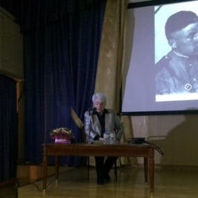 Встреча с Солженицыной Натальей Дмитриевной.