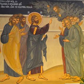 Фрезка в Свято-Никольском храме с.Макарово о Закхее