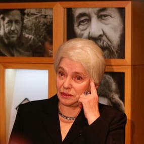 Н.Д.Солженицына в гостях в ЧГ