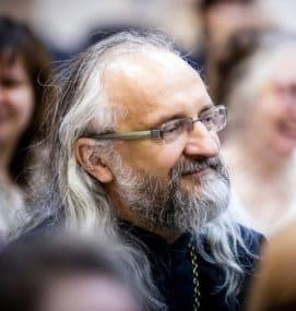 Протоиерей Вячеслав Перевезенцев. Фото: Ефим Эрихман