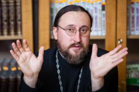 Протоиерей Димитрий Климов. Фото: Ефим Эрихман