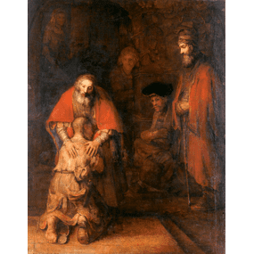Слово свт. Луки (Войно-Ясенецкого) в <b>неделю о блудном сыне</b>