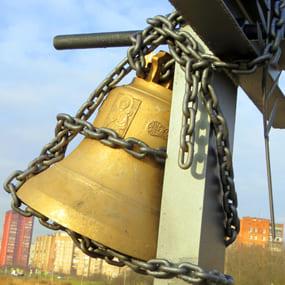 Православный мемориал в Черноголовке