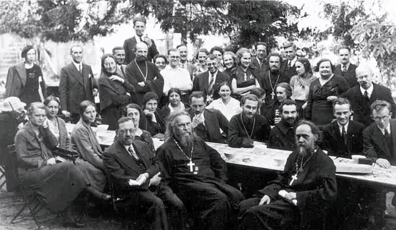 Съезд РСХД. 1937 год, Париж