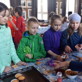 Семейный пасхальный фестиваль. 8 апреля 2018 года.