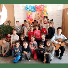 Концерт композитора Григория Гладкова