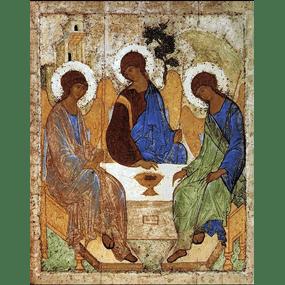 <b>27 мая 2018 года</b> —  День Святой Троицы. Пятидесятница.