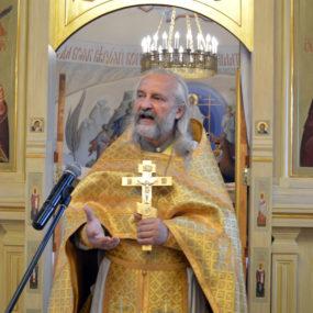 Проповедь. Свято-Никольский храм села Макарово.