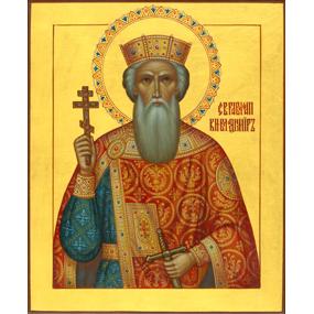 Владимир — креститель Руси
