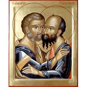 <b>12 июля 2018 года</b> &#8212;  Первоверховных апостолов Петра и Павла.