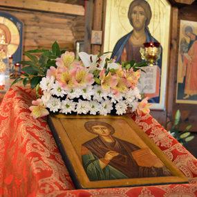 Храм великомученика Пантелеимона (г. Черноголовка)