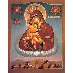 <b>5 августа 2018 года</b> — Почаевская икона Божией Матери