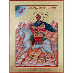Св. мч. Андрей Стратилат