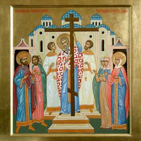 27 сентября 2020 года — Воздвижение Креста Господня.