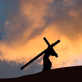 кто хочет идти за Мною, отвергнись себя, и возьми крест свой, и следуй за Мною.