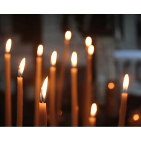 «Свечи в храме»