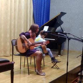 Благотворительный концерт «Согреем детские сердца».