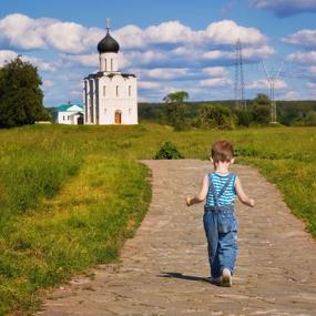 Путь человека в Церкви