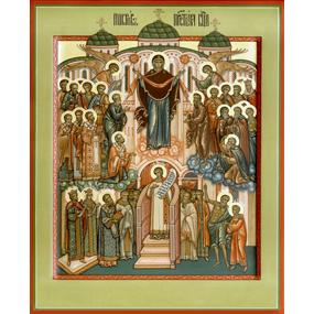 <b>14 октября 2018 года</b> — Покров Пресвятой Богородицы