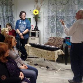 Благотворительный вечер «Золотой и серебряный век русской поэзии»