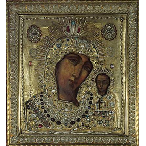<b>4 ноября 2018 года</b> — Казанская икона Божией Матери.