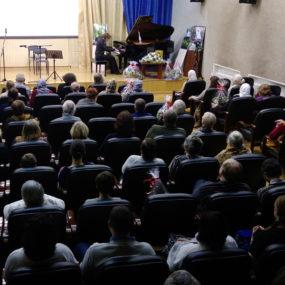 Праздничный вечер, посвящённый 20-летию Храма великомученика и целителя Пантелеимона