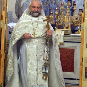 19 января 2019 года. Святое Богоявление. Свято-Никольский храм села Макарово.