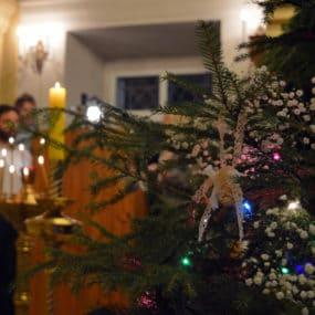 7 января 2019 года. Рождество Христово. Село Макарово.