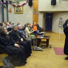 Открытие выставки «Протоиерей Александр Мень - миссионер XXI века»