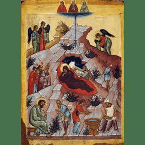 <b>7 января 2019 года</b> &#8212; Рождество Господа и Спаса нашего Иисуса Христа