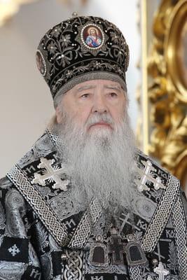 Ювеналий, митрополит Крутицкий и Коломенский