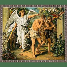 <b>10 марта 2019 года</b> — Воспоминание Адамова изгнания. Прощеное воскресенье.
