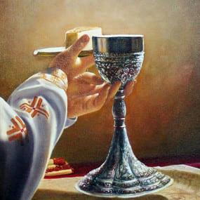 <b>14.</b> Чашу спасения прииму…