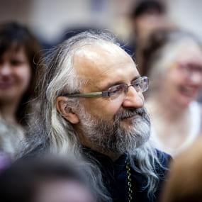 священник Вячеслав Перевезенцев