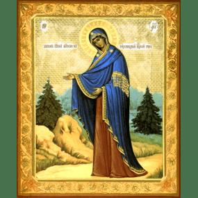 Пюхтицкая икона Богородицы «У Источника»